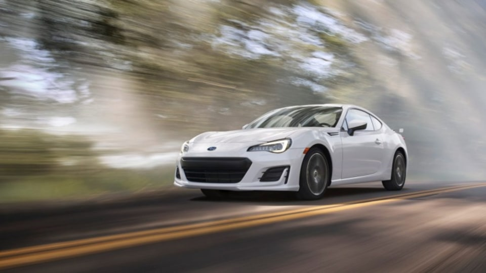 Subaru has upgraded its BRZ coupe for 2016.