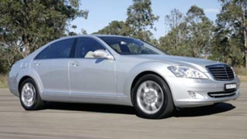dCOTY 2006: Luxury car over $60,000 winner, Mercedes-Benz S500