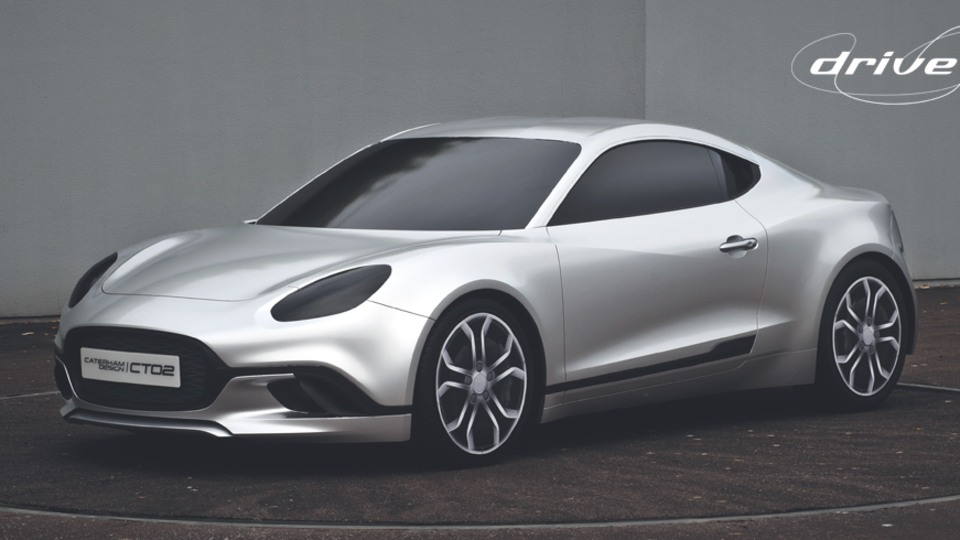 Renault's All-New Alpine Coupe Was/Could Still Be A Caterham