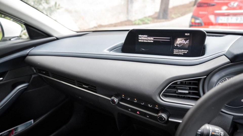 2020 Mazda CX-30 G20 Pure review-2