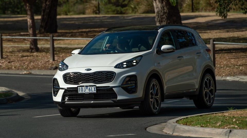 2019 Kia Sportage GT-Line review