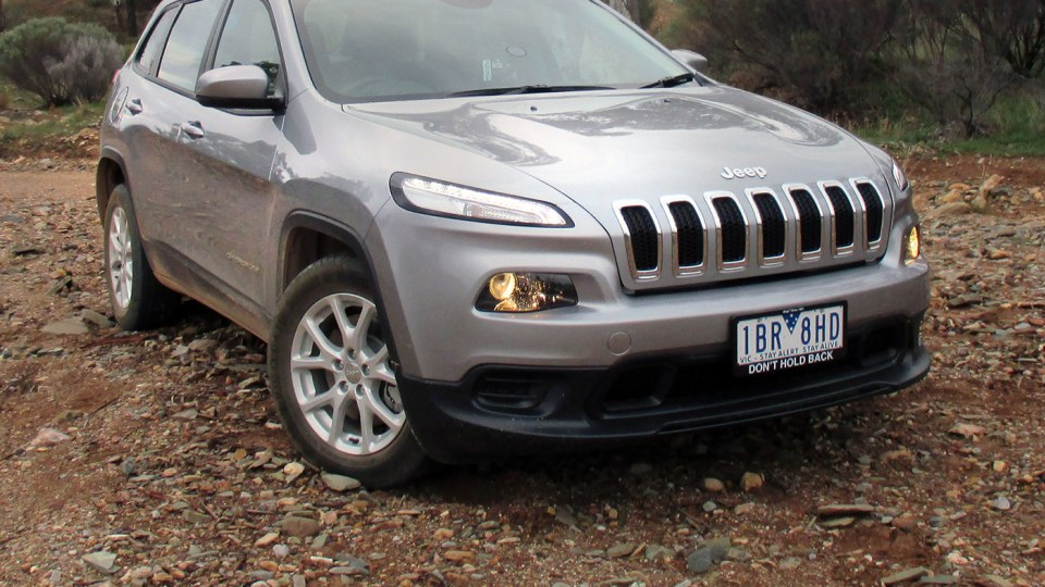 Jeep Cherokee Recalled For Spat Inspection