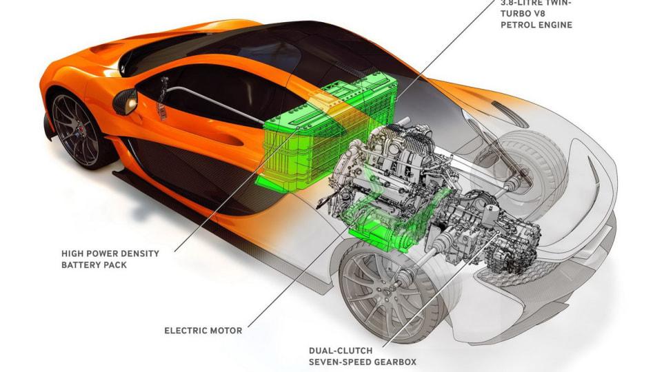 McLaren Confirms It Won't Put Honda Tech In Road Cars