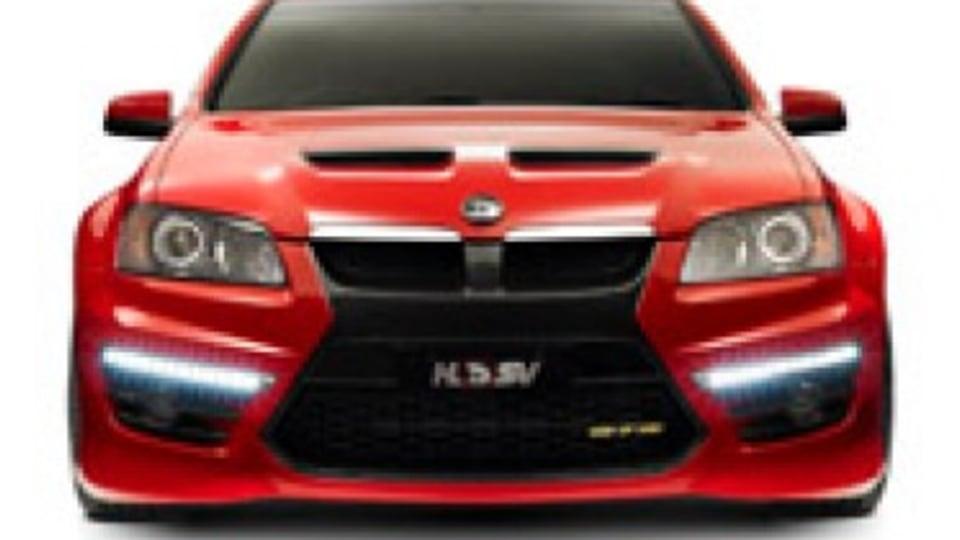 Wilder look for new HSV E2 range