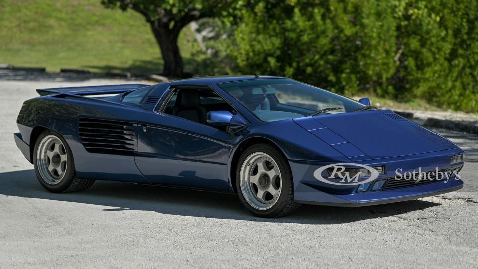 RM Sotheby's lists a rare 1993 Cizeta V16T