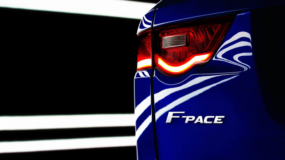 Jaguar F-Pace Electric SUV In Development For 2018 Launch: Report
