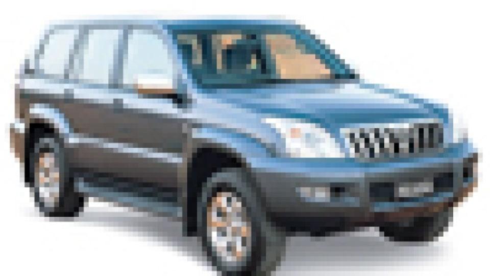 2003 Toyota Landcruiser Prado