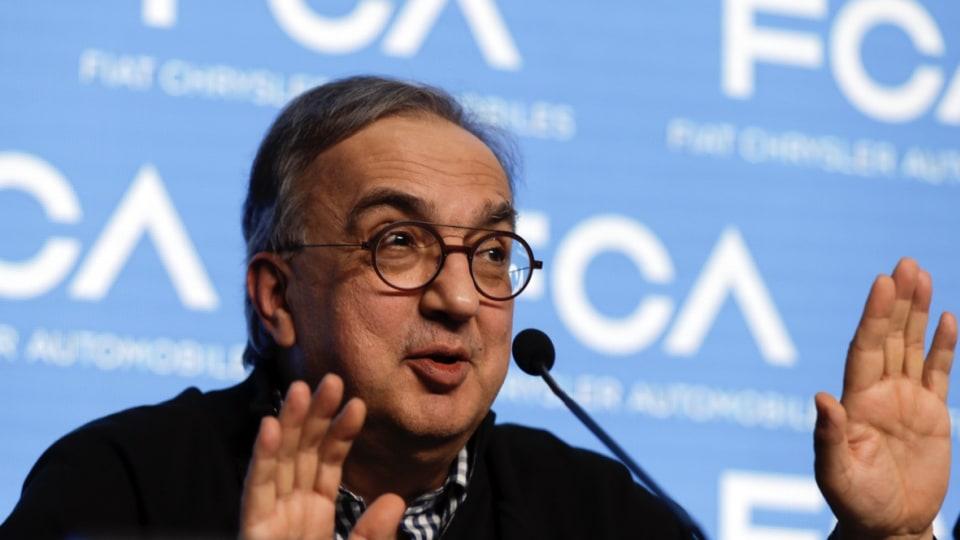 Sergio Marchionne: 1952-2018