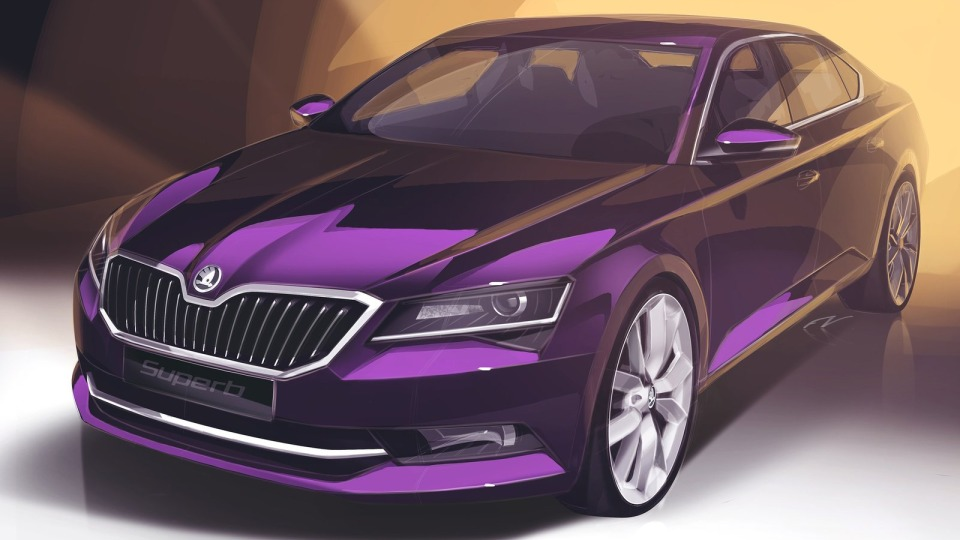 Skoda Considering Adding Kodiaq RS and Superb RS Flagship Models