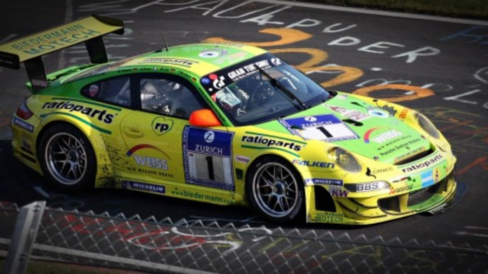 Manthey Racing Wins Nurburgring 24 Hour Race In Porsche 911 GT3 RSR