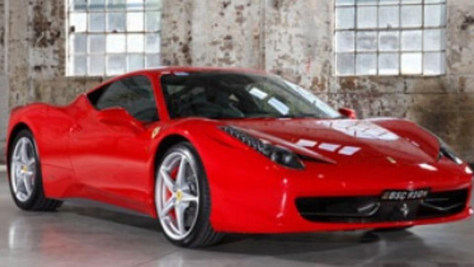 Ferrari makes $62,000 profit per car