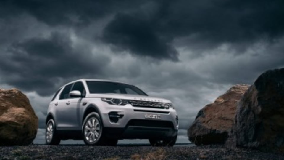 The Land Rover Discovery Sport SE SD4 is stylish, spacious and versatile.