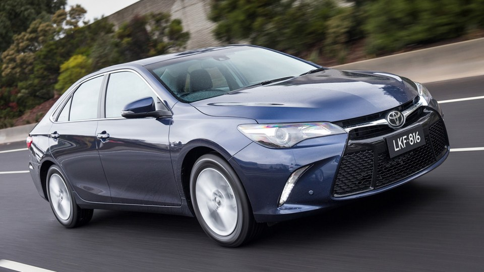 The Week That Was: Toyota Camry, Audi RS 6 Avant & RS 7 Sportback