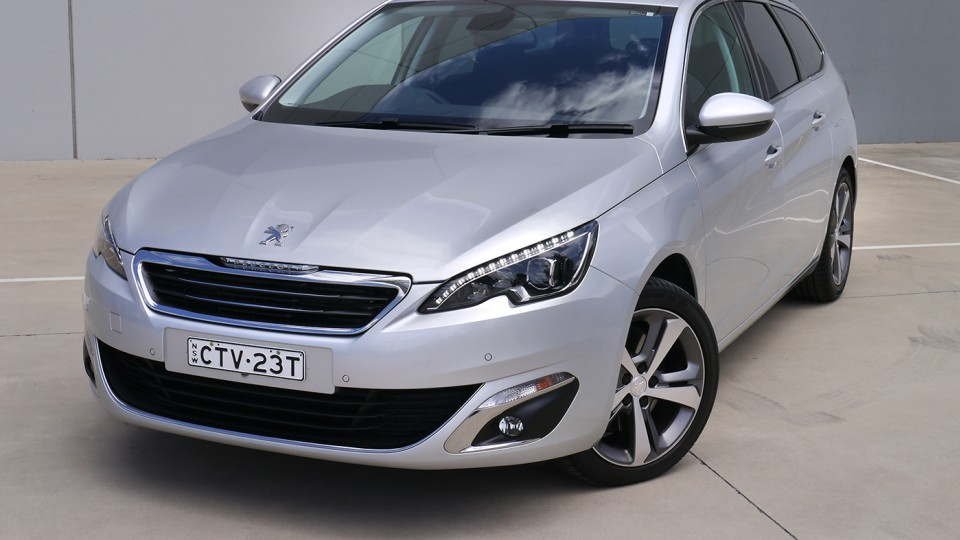2015 Peugeot 308 Allure Touring Review