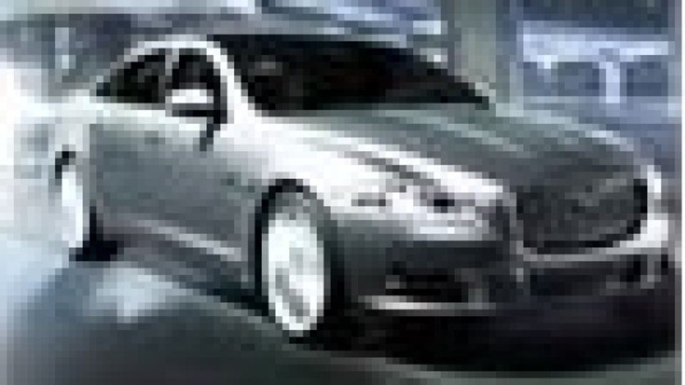Frankfurt 09: Jaguar's new XJ limousine is going to be exxy