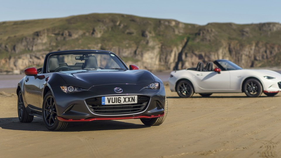 Goodwood Festival Of Speed - Mazda MX-5 Icon Edition To Be Unveiled