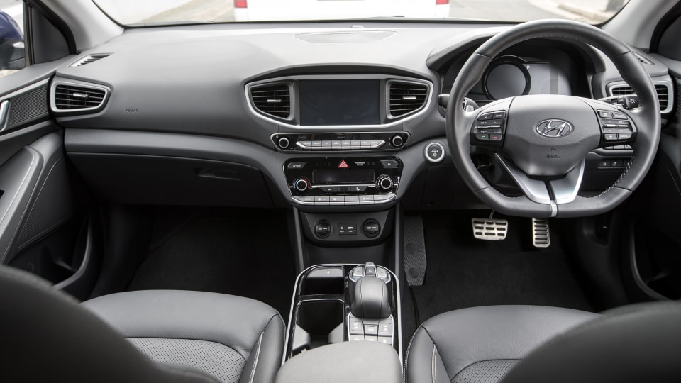 2019 Hyundai Ioniq Electric review-1