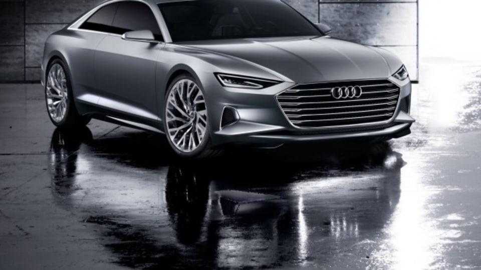 The Audi Prologue concept.