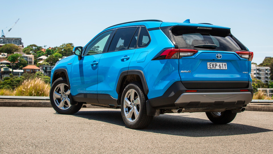 Toyota RAV4 Hybrid delays still stretch six months or more, despite production ramp-up