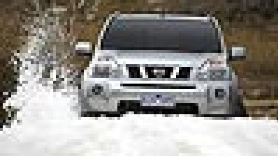 Snow business: Four-wheel drives for ski season