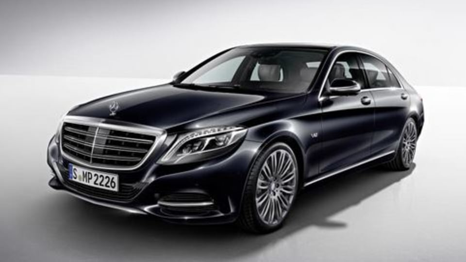 2014 Mercedes-Benz S 600 Revealed