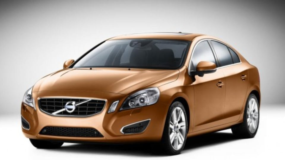 2011 Volvo S60 Revealed In Production Form