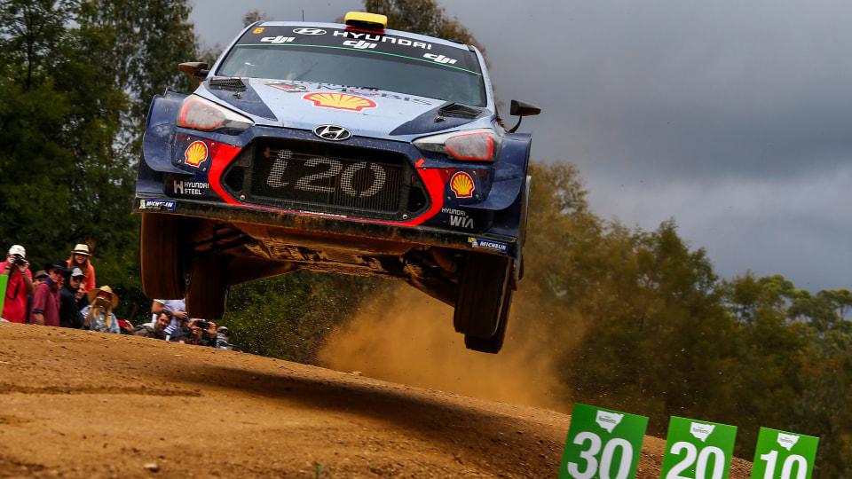 Motorsport: Rally showdown in Coffs Harbour