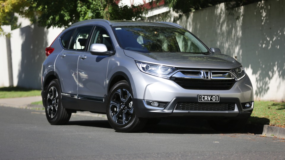 2020 Honda CR-V VTi-L review