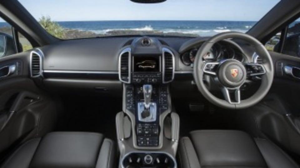 2015 Porsche Cayenne Turbo
