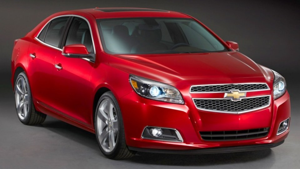Chevrolet's new Malibu mid-size sedan, unveiled at the 2011 Shanghai motor show, will be badged as a Holden when it arrives in Australia.