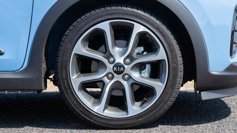 Kia Picanto X-Line AO Edition 2019 new car review