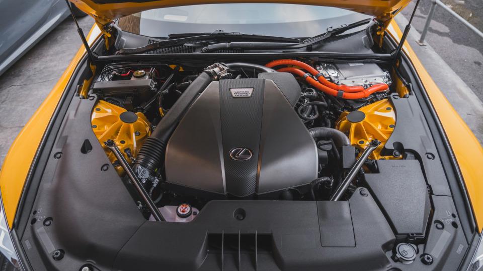 2019 Lexus LC500h review-1
