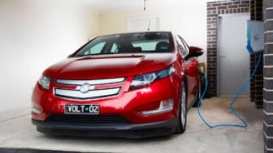 Driven: Australia's first plug-in hybrid