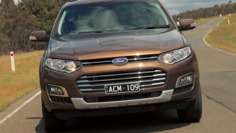 The upgraded Ford Territory is still an impressive package despite minimal change.