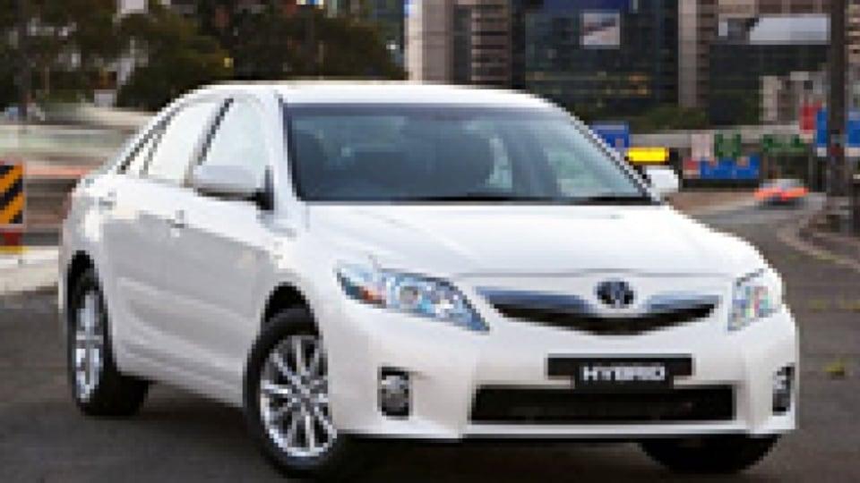Toyota Hybrid camry