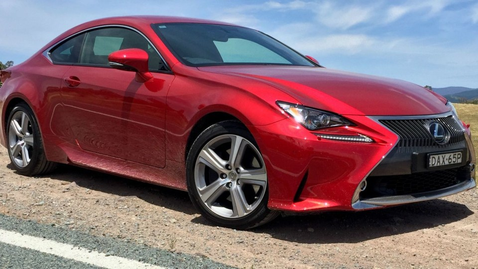 2016 Lexus RC200t Review – Entry-Level Premium Coupe Goes Turbo, But For The Better?