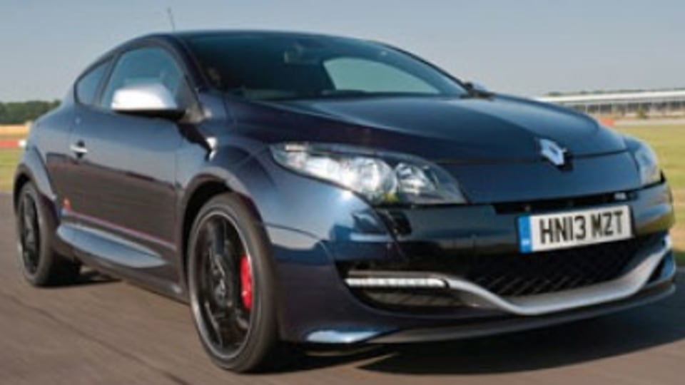 Renault Megane RS265 Red Bull edition launched