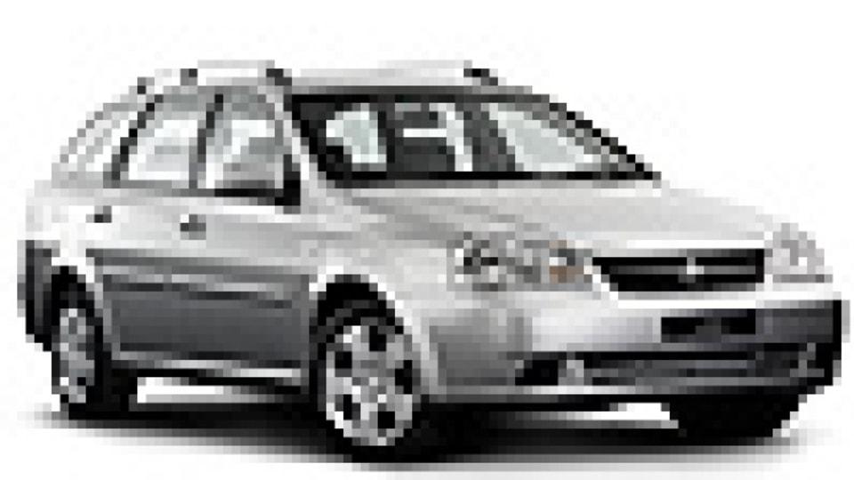 Budget station wagon