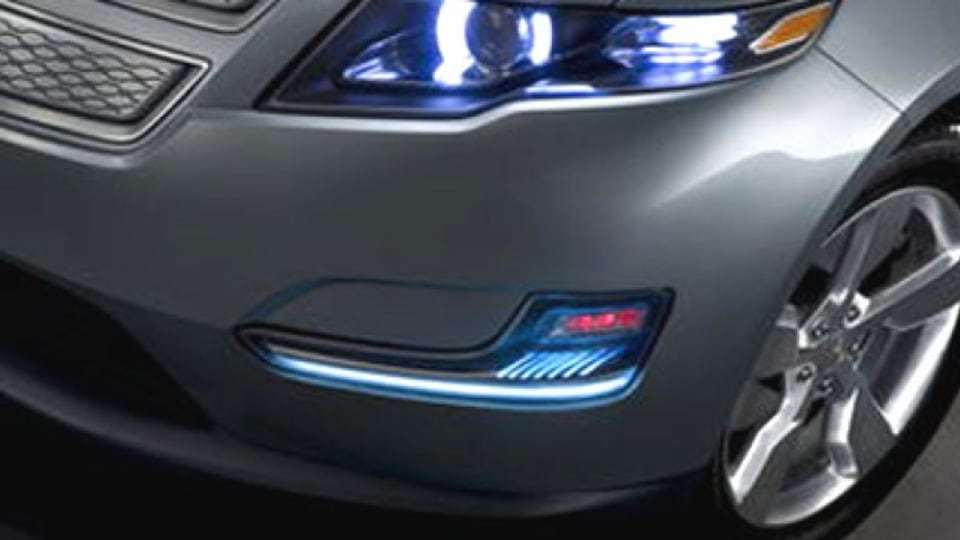 GM product boss outlines his green vision