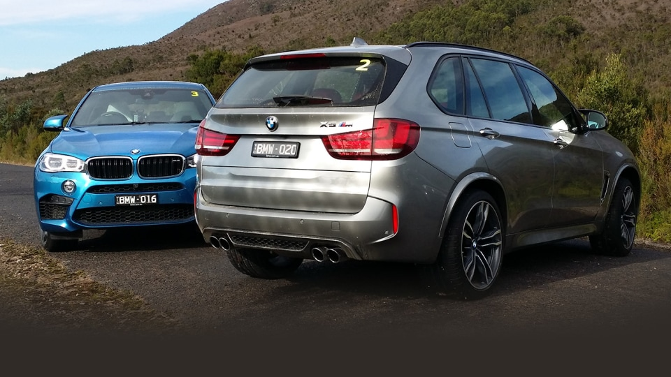 BMW X5M And X6M Review 2015: Something Wicked This Way Comes