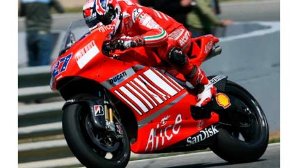 Casey Stoner Image: Getty images