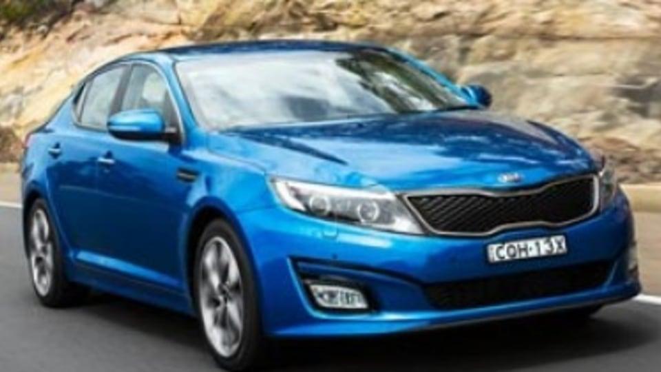 Kia Optima first drive review