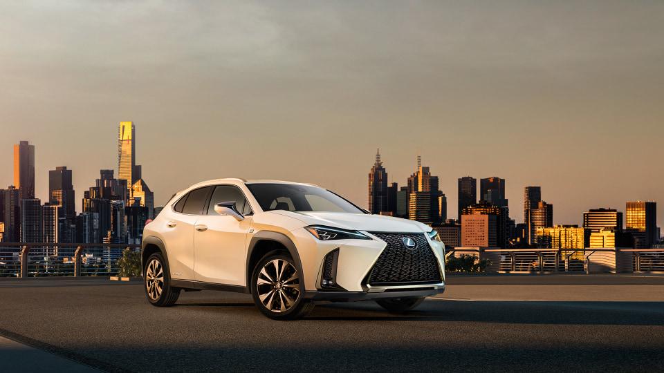 Lexus UX revealed