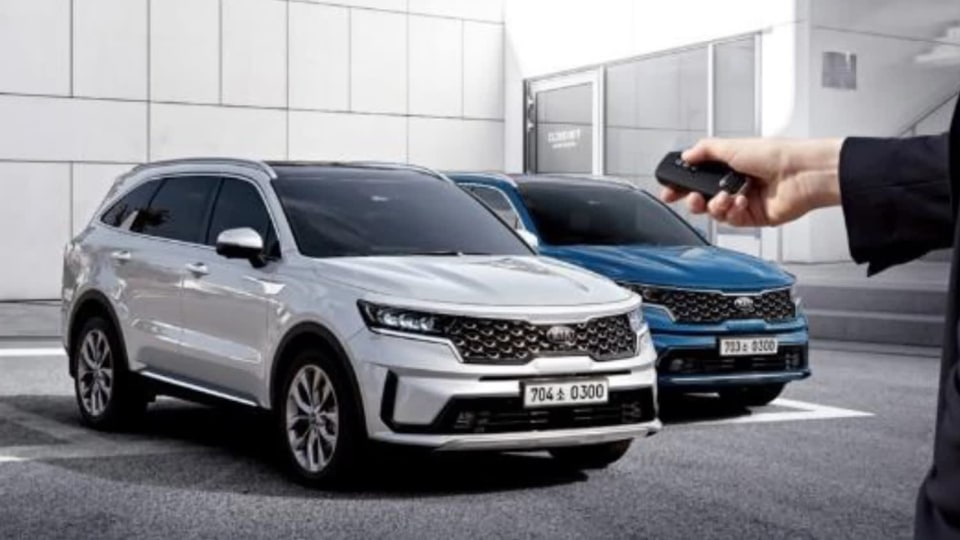 Exclusive: New Kia Sorento gets remote parking tech, centre airbag and other firsts