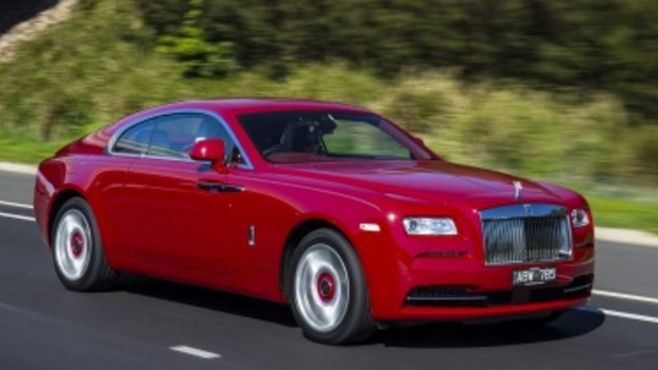 Rolls-Royce posts record sales in Australia
