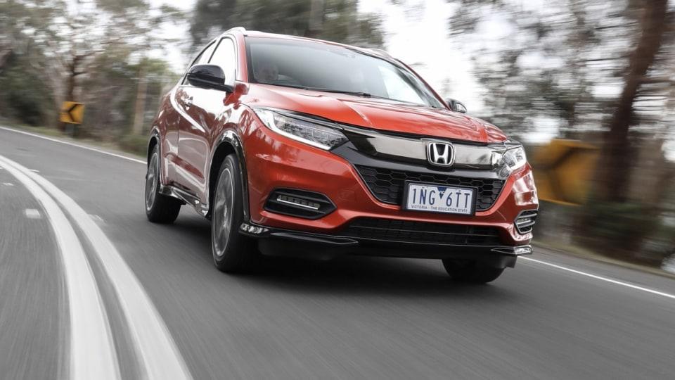 Honda HR-V RS 2018 Review