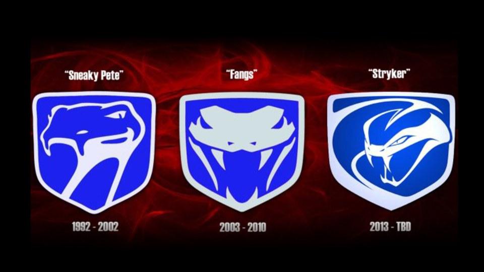 2013 SRT Viper 'Stryker' Badge Revealed