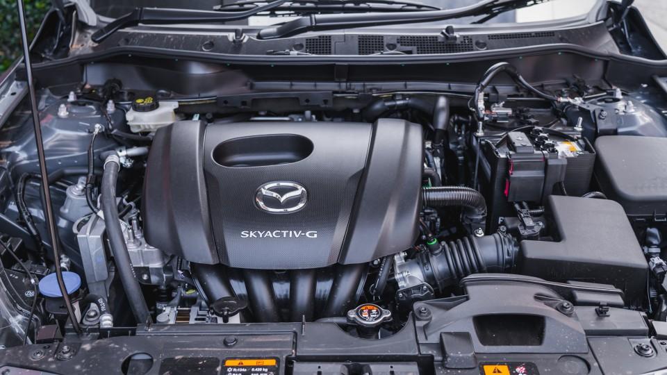 2020 Mazda 2 review: G15 Pure auto-3