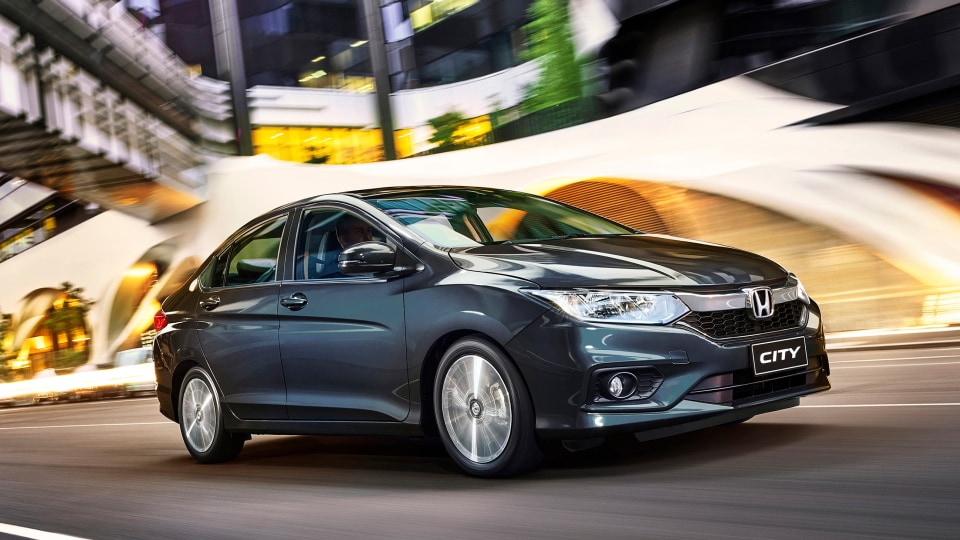 The Honda City represents an affordable option for sedan buyers.