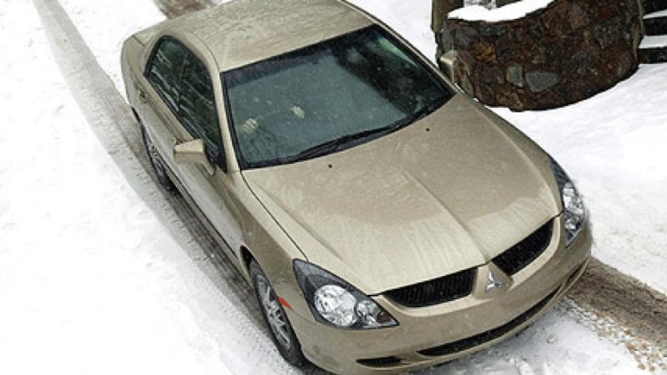 Mitsubishi Magna AWD